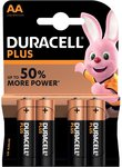 Duracell Plus Power AA Batterij