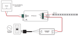 12 volt led controller