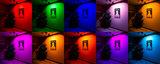 RGB LED Breedstralers