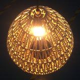 touw hanglampen