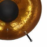 Tafellamp Goud Zwart