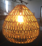jute hanglamp