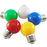 gekleurde lampen e27