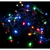 multicolor kerstboomverlichting
