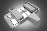 LED Parkeerterrein Armatuur Pro 300W_