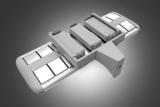 LED Parkeerterrein Armatuur Pro 450W_
