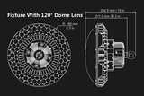 LED Bedrijfshal Apollo Pro 100W_