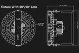 LED Bedrijfshal Apollo Pro 150W_