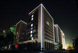 LED neon gebouw