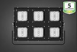 LED Breedstraler Pro 300W_