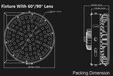 LED Schijnwerper Apollo Pro 150W_