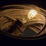 A60 E27 Filament lamp Spiral
