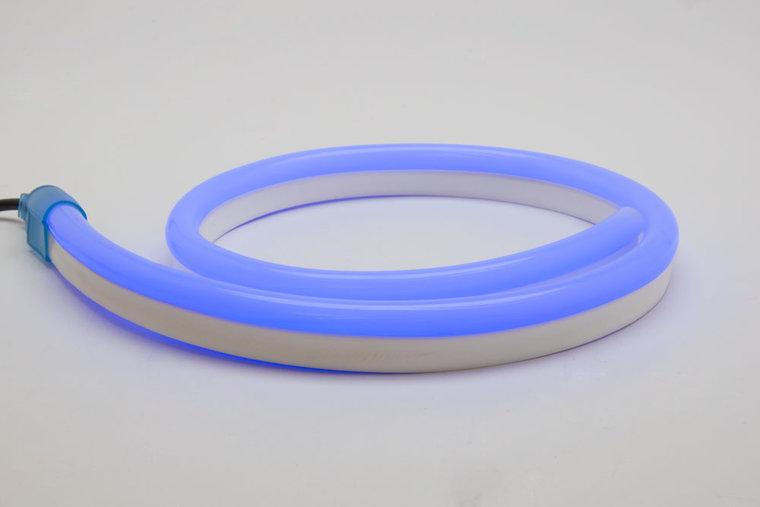 LED neon blauw