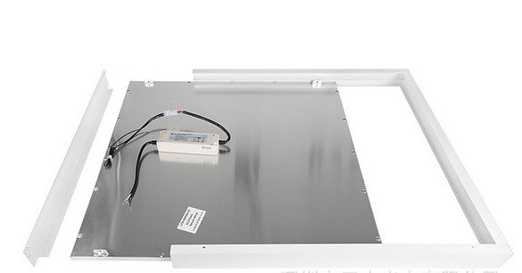 LED Paneel frame installatie