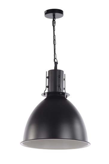 Vintage Industriële Classic Hanglamp Zwart