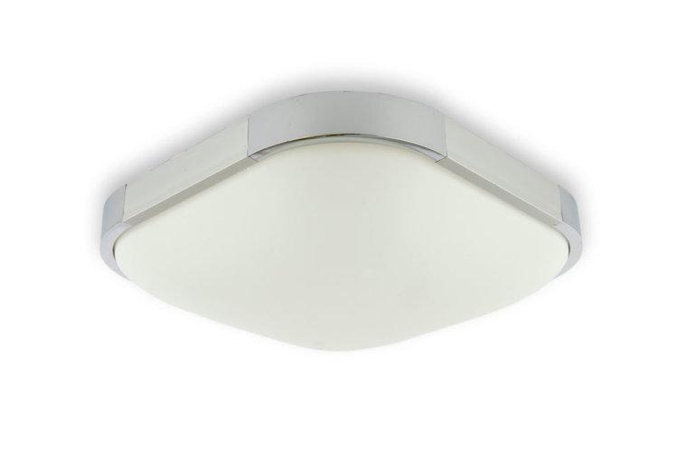 LED Plafondlamp 24W, Warm Wit, Vierkant 45x45cm