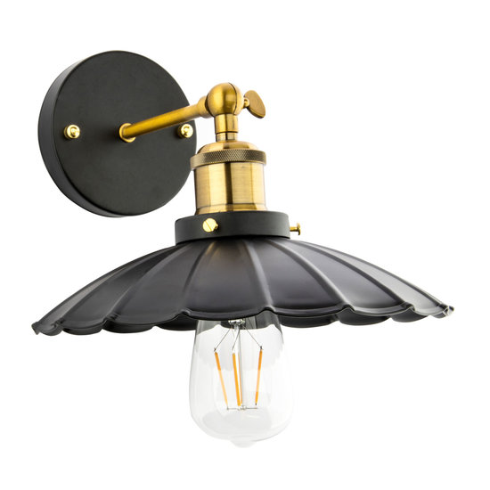Vintage Wandlamp Design