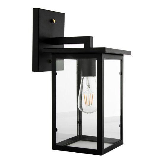 Otto Industrieel Design Glazen Wandlamp