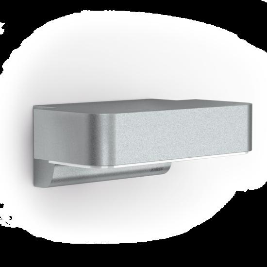 Steinel LED Wandlamp Down 12,5W Bewegingssensor, Waterdicht IP44, Aluminium
