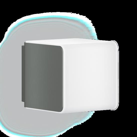 Steinel L 830 iHF Cubo LED Wandlamp, Bluetooth, Bewegingssensor 10W Waterdicht IP44