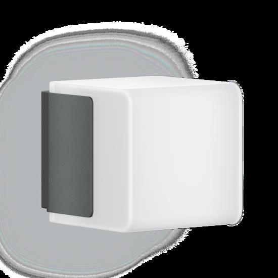 Steinel L 835 iHF Cubo LED Buitenwandlamp 10W, Bluetooth, Bewegingssensor, Waterdicht IP44