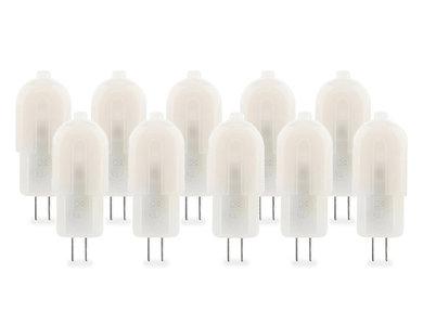 10-Pack dimbare g4 led lamp