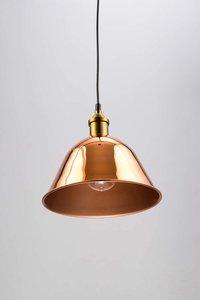 Vintage Rosé Gouden Hanglamp