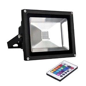 LED Breedstraler rgb 50w