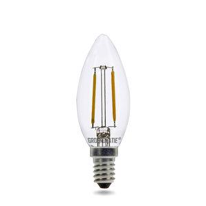 LED E14 filament dimbaar