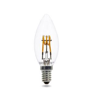Spiral led lamp