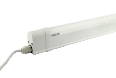 LED armatuur warmwit