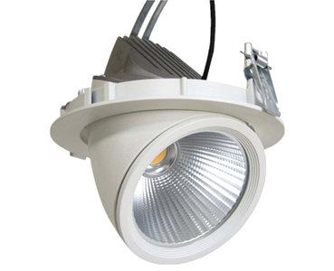 LED Banaanspot