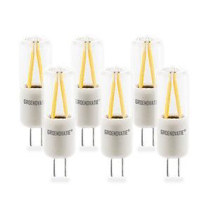 G4 LED Filament 6-Pack