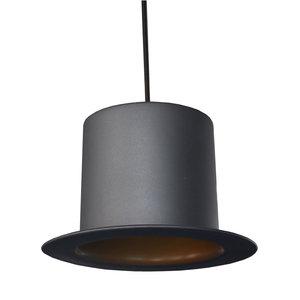Hoed Hanglamp Zwart