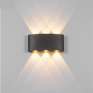 led wandlamp tripple