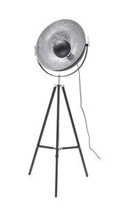 silver vloerlamp