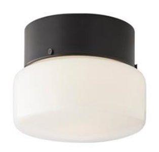 zwarte plafondlamp