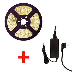 led strip set warm wit