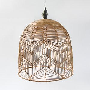 Rotan hanglamp