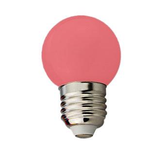 LED lamp rood