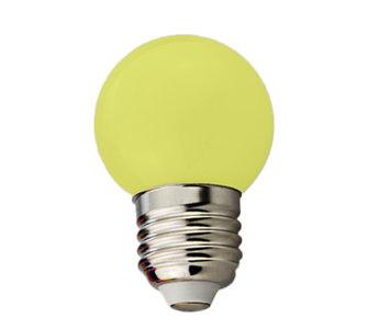 LED lamp Geel