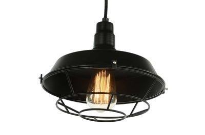 Industriele Kooi Design lamp