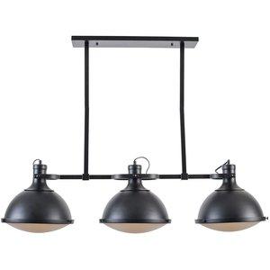 Industriële Hanglamp 3 Kappen