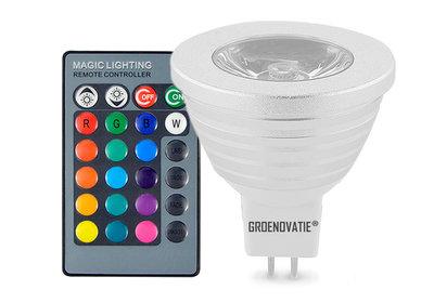 Gu5.3 LED RGB
