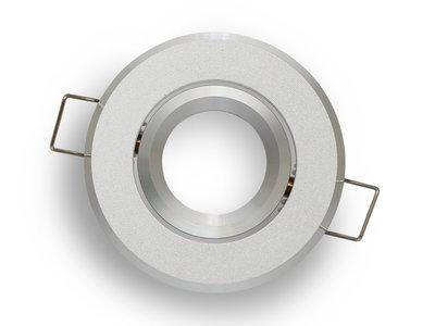 inbouwspot mr11 rond kantelbaar aluminium