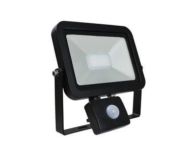 led breedstraler sensor