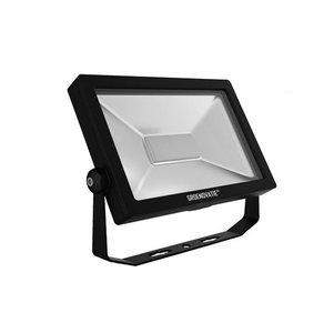 neutraal wit bouwlamp