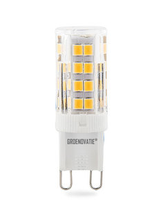 g9 led lamp 4w warm wit