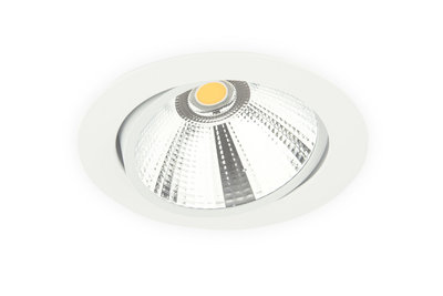 Philips myliving donegal led inbouwspot rond gu max w