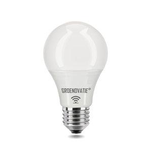 Bewegingssensor 5w Led Warm E27 WitHf Lamp Ifb6y7vYg